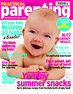 Column by Tizzie in Practical Parenting UK - April 06 issue