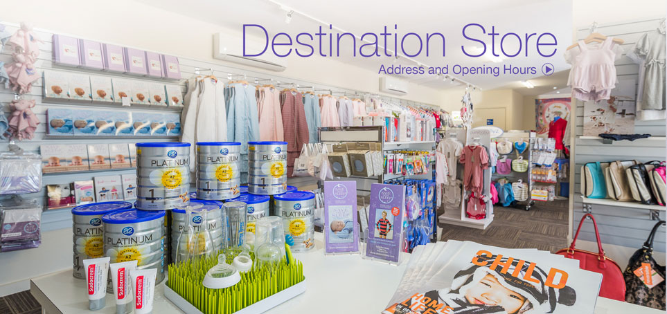 Save Our Sleep Destination Store