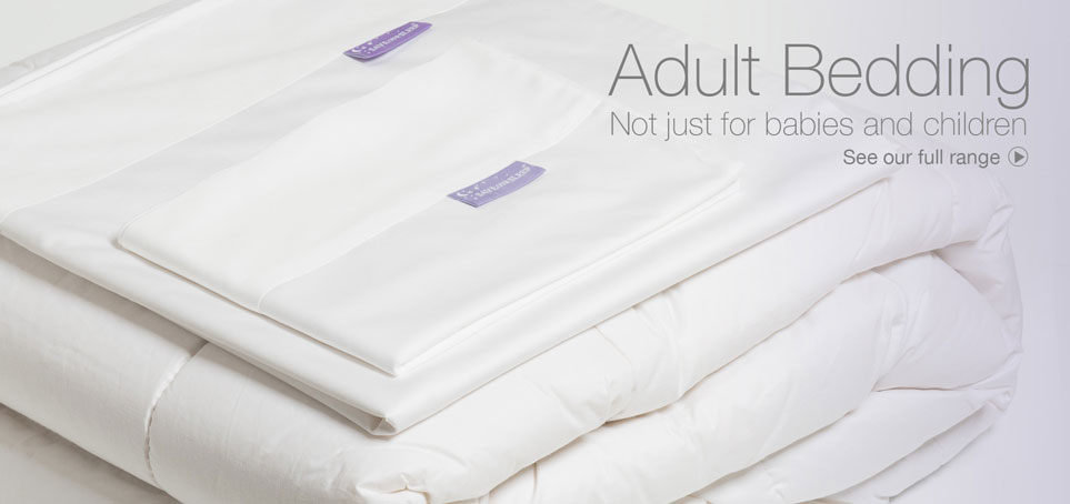 Save Our Sleep Adult Bedding