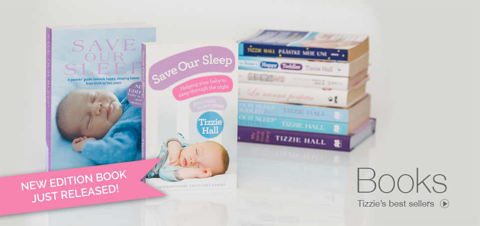 Save Our Sleep Books - Tizzie Hall Best Seller